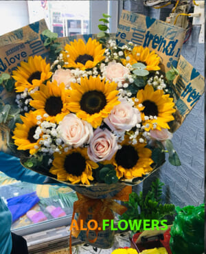 hoa sinh nhật đẹp tặng mẹ