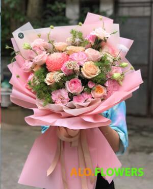 Mua hoa gì tặng lễ tốt nghiệp