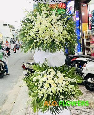 Shop hoa tang lễ quận 7