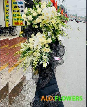 hoa tang lễ rẻ