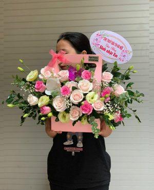 Shop hoa tươi Vĩnh Hưng Long An