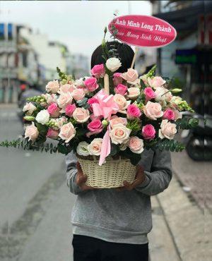 Shop hoa tươi Thạnh Phú Bến Tre