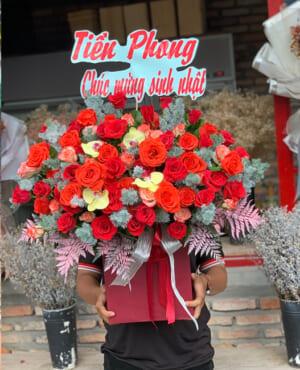 Shop hoa tươi Phụng Hiệp Hậu Giang
