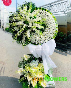 Đặt hoa viếng online