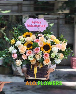 Đặt hoa online Cần Thơ