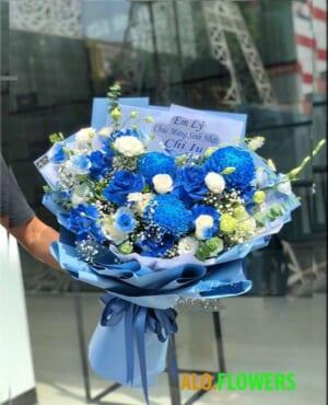 shop hoa tươi giá rẻ quận 1