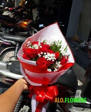 shop hoa tươi ở quận 12