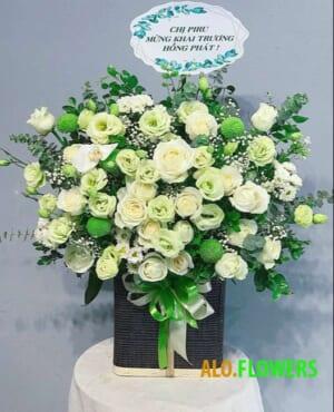 bó hoa sinh nhật quận 7