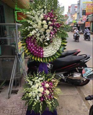Hoa đám tang đẹp