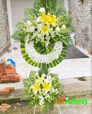 Hoa tang lễ Đà Nẵng