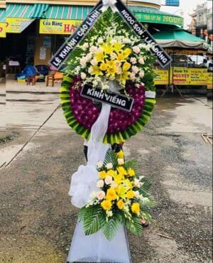 Đặt hoa tang lễ Gò Vấp