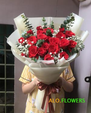 cửa hàng hoa xuân thuỷ