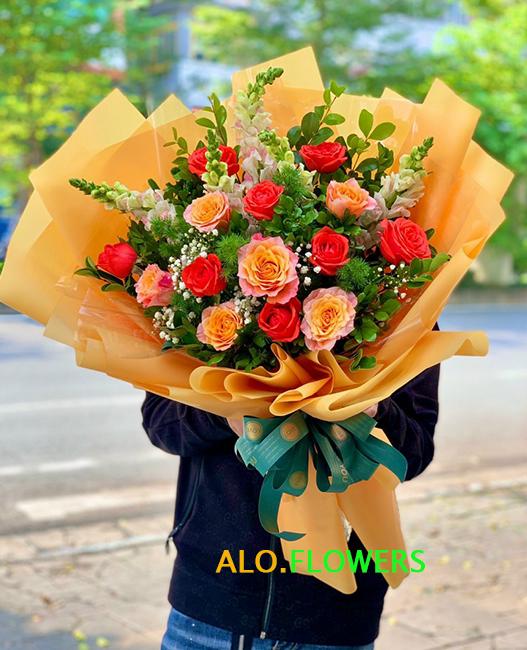 dịch vụ hoa tươi kon tum